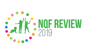 NQF review logo