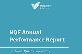 Cover of Annual Performance Report 2019