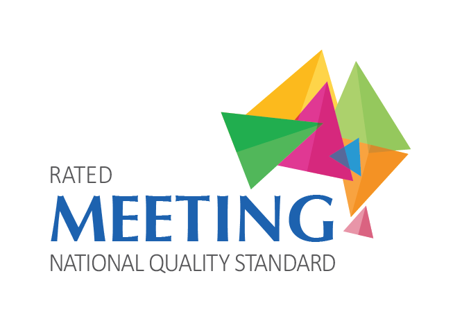 rated meeting the national quality standard logo