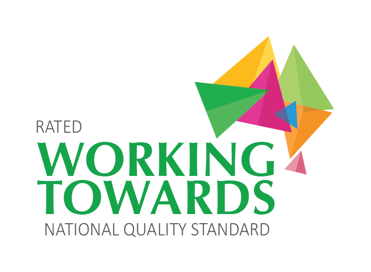 rated working towards the National Quality Standard