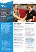 thumb the role of the educational leader