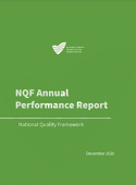 NQF Annual Performance Report 2020